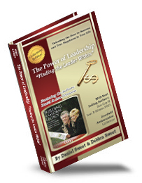 "David and Ann Feinstein co-authors of The Power of Leadership: ""Finding the Leader Within"""