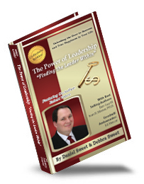 "Robert Vance co-author of The Power of Leadership: ""Finding the Leader Within"""